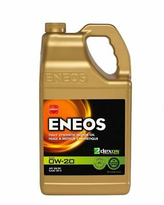 Eneos High Performance 0W20 Full Synthetic Motor Oil 3.788L x1 (1 Gallon)