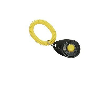 Pro Training Clicker Deluxe for Dogs - training your dog safely & easy