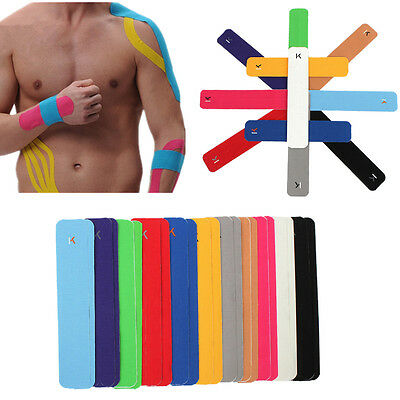 2PCS Kinesiology Tape Sport Physio Muscle Relief Strain Injury Support Strapping