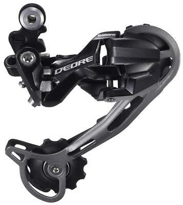 Shimano RD-M592 Deore Shadow Rear Derailleur Black 8 9 Speed MTB Mountain Bike