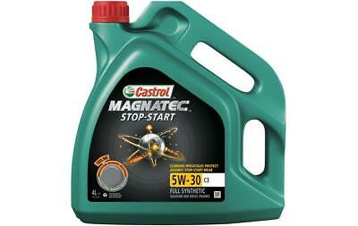 Castrol Magnatec SAE 5W-30 C3 Engine Motor Oil 4 Litres Fully Synthetic
