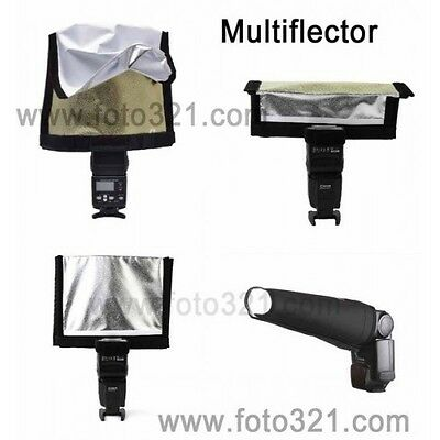 Reflector multiple