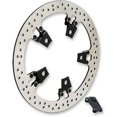 "Arlen Ness Big Brake 14"" Floating Right Side Rotor Kit for Harley Touring 14-15"