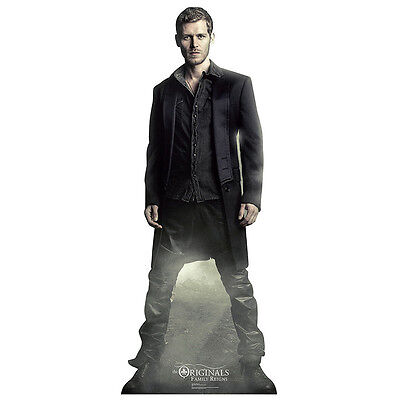 The Originals KLAUS MICHAELSON Niklaus Lifesize CARDBOARD CUTOUT Standup Standee