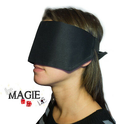 Bandeau de mentaliste truqué - See Through Blindfold - Tour de Magie