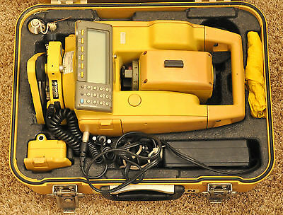 Topcon GTS 603 Total Station Dual Display