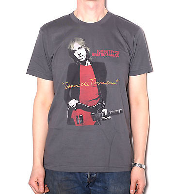 Tom Petty T Shirt Damn The Torpedoes 100% Official Rare US Import Heartbreakers