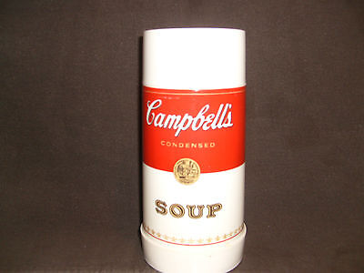 Campbell's Condensed Soup Thermos by Aladdin