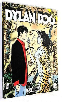 DYLAN DOG n. 133 ANANGA! SECONDA RISTAMPA ORIGINALE BONELLI