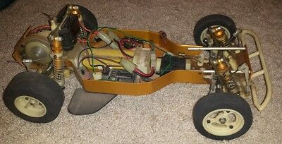 RC10, Original, A-Stamp Chassis, comes with Vintage Electronics, RTR