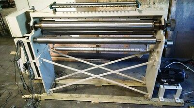 Dusenbery model 861 inline score cutting unit