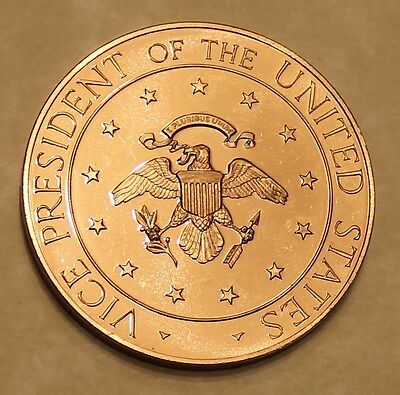 39th Vice President Spiro T. Agnew Challenge Coin