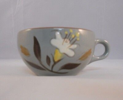 Stangl Pottery Harvest Gold Vintage Tea Cup Coffee Mug