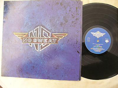 NO SWEAT LP NS OR SELF TITLED ! London 828206