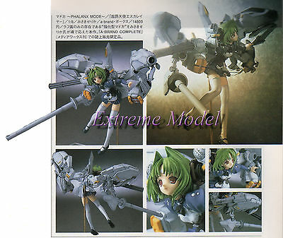 1/6 A-Brand Maximum Phalax Mode from Escalayer Unpainted Resin Model Kit