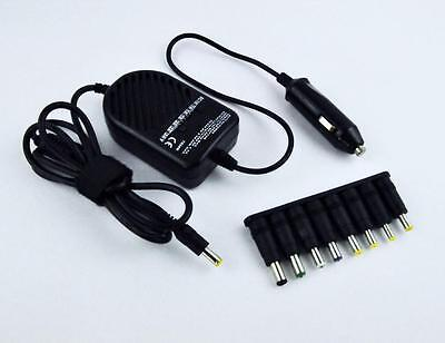Universal Laptop Charger Dc Car Adapter For Compaq 80W