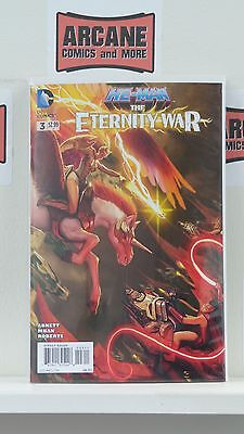 He-Man & The Eternity War #3 1st Print Cover A DC Comics Masters of the Universe