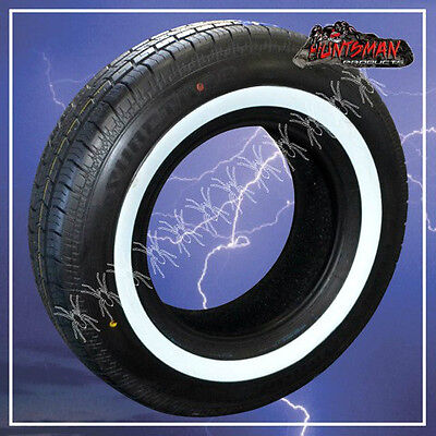 """15"""" Whitewall 235 75 15 Suretrac Tyres.  38Mm White Line 235/75R15 White Wall 15"""
