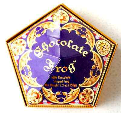 Wizarding World Of Harry Potter HONEYDUKES Candy CHOCOLATE FROG * FRESH & SEALED
