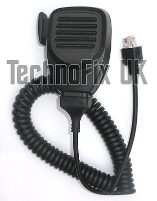 Replacement microphone for Icom IC-F110 IC-F510 IC-F1010 & other 'F' series