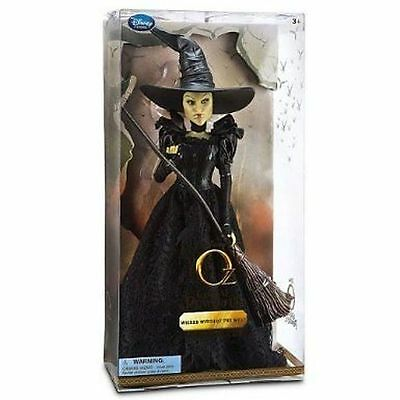 DISNEY Oz the great and powerful doll THE wicked WITCH EXCLUSIVE