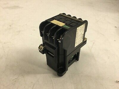 Fuji Electric Magnetic Contactor, SRCa3631-0 (4a),100-110 V Coil, Used, WARRANTY