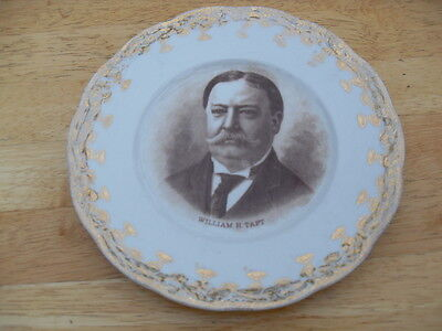 William Taft Sevres Plate