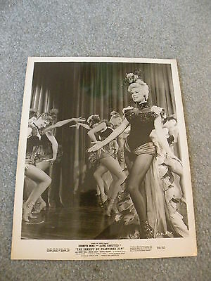 The Sheriff of Fractured Jaw Jayne Mansfield #59/50 AF2-89A Photo 8X10 B&W