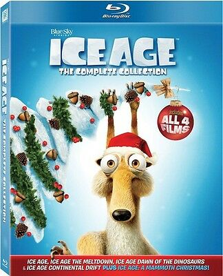 Ice Age: Complete Collection Blu-ray