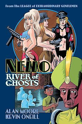 NEMO: RIVER OF GHOSTS by Alan Moore & Kevin O'Neill