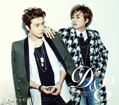 SUPER JUNIOR DongHae & EunHyuk Japan 1st Mini Album [Present] (CD +DVD)