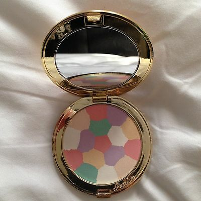 GUERLAIN METEORITES VOYAGE GOLD COMPACT  MYTHIC 01