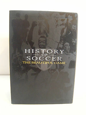 History of Soccer - The Beautiful Game (DVD, 2003)