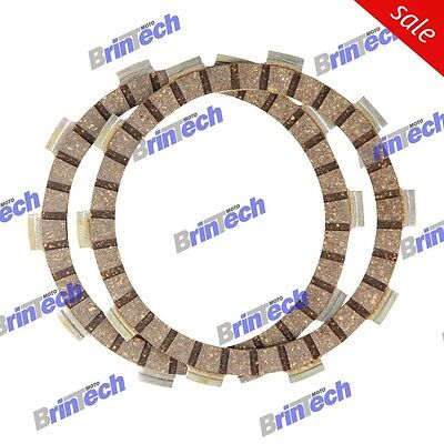 CLUTCH FRICTION PLATE SET FERODO : FCD0434 [9P] For
