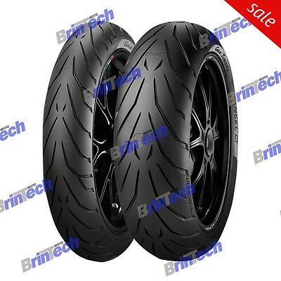ANGEL GT (A) FRONT 120/70ZR17 (58W) TL For