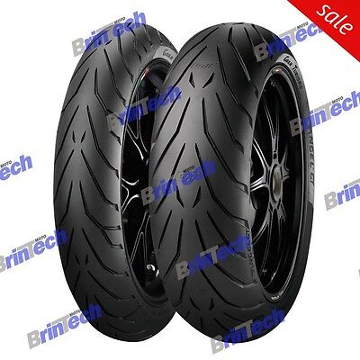 ANGEL GT (A) 190/55ZR17 (75W) TL For