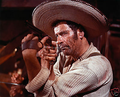 The Good The Bad And The Ugly Eli Wallach As Tuco