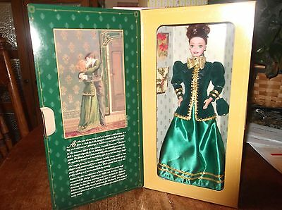 1996 Barbie Yuletide Romance Special Edition Collector Doll*NRFB