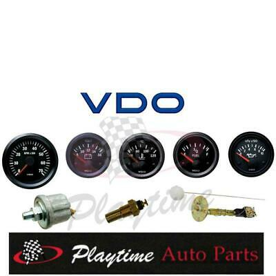 VDO Cockpit Vision Gauge + Sender Kit Oil, Water, Volts, Fuel, Water Temp, Tacho