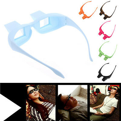Lazy Glass Bed Prism Spectacles Horizontal Bed Reading Lying Down Watching TV