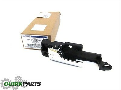 2006-2012 Ford Fusion Milan MKZ Front Left Driver Door Inside Handle OEM NEW