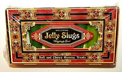 Wizarding World of Harry Potter Honeydukes JELLY SLUGS Gummy Worm CANDY New!