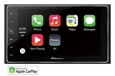 Pioneer SPH-DA120 Double DIN USB AUX Apple Car Play Android Bluetooth Car Stereo
