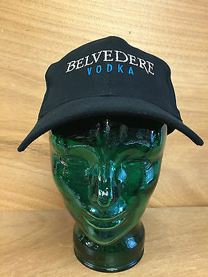 Belvedere Vodka Hat Elastic Band Brand New One Size Fits All - New & Free Shippn
