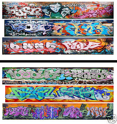 N Scale Graffiti 2-Pack #18-Weather Your Box Cars, Hoppers, & Gondolas! SAVE $2!