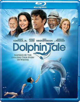 Dolphin Tale (Blu-ray/DVD, 2011, 2-Disc Includes Digital Copy; UltraViolet) NEW