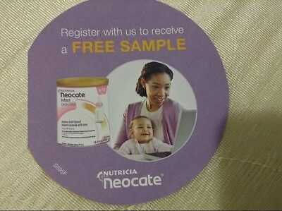 neocate one sample coupon-get one can 14oz