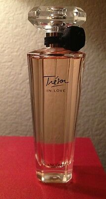 Lancome Tresor In Love 2.5oz Women's Eau de Parfum Brand New Retails 76.00