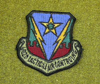 32318) Military Patch USAF 602nd Tactical Air Control Wing Air Force Insignia