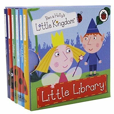 Ben and Hollys Little Kingdom: Little Library B by Ladybird New Board book Book